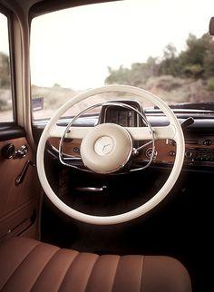 Mercedes | #technology #car #mercedes #oldschool