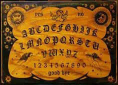 actually is Ouija board?
