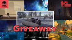 CHOOSE YOUR GAME FROM 1C COMPANY {WW} (02/09/2017) via... sweepstakes IFTTT reddit giveaways freebies contests