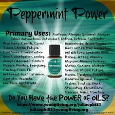 59 Best Essential Oil Peppermint images in 2018
