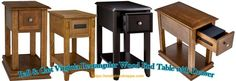 Best Cheap Wood End Tables With Drawers For Living Rooms Target End Tables, Cheap End Tables, End Tables For Sale, Round End Tables, Black End Tables, Rustic End Tables, End Tables With Drawers, End Tables With Storage, Living Room End Tables