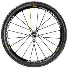 Mavic Crossmax SL Pro 29er WTS Wheelset Black