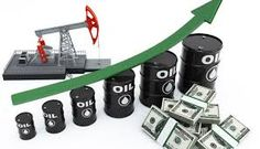 Oil prices hit the highest level in 18 months on the first trading day of the year yesterday, si...