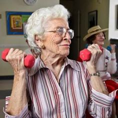 Getting old doesn't have to be giving up!  Elderly Activities & Activity Ideas for Seniors - AgingCare.com #elderlycare
