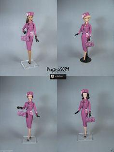 Tenue Outfit Accessoires Pour Fashion Royalty Barbie Silkstone Vintage 1480   eBay
