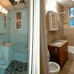 Bathroom Remodel For Small Space bathroom remodel ideas before and after | pinterdor | pinterest