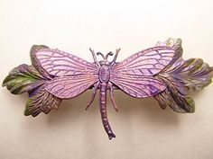 Dragonfly Barrettes Wedding Hair Accessories ** To view further for this item, visit the image link.