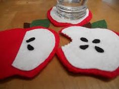 apple tree crafts - Google Search
