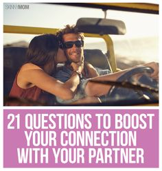 Get more intimate with these 21 fun and sexy questions.