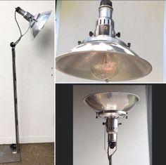 LAMPADA-MEDICO-HANAU-SOLLUX-ANNI-30-VINTAGE-DESIGN-APPLICATO-ARREDAMENTO