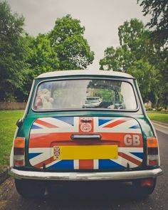 union jack trunk mini cooper