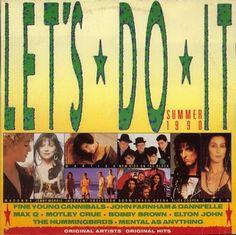 Australian Compilation LPs - 1989