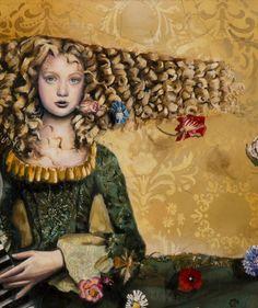 The imaginary world of artist Margo Selski