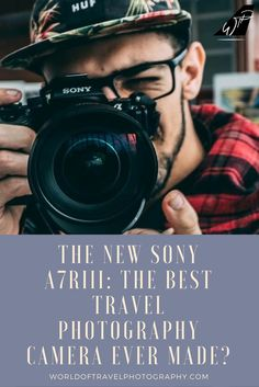 Sony's Alpha range of mirrorless cameras have come a long way from where they started. Is the new generation of their A7R camera (the A7Riii) possible the world's best camera for travel photography? #travelphotography #photography #sony #camera #A7Riii