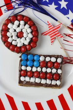 Target Toffee for 4th of July or Labor Day