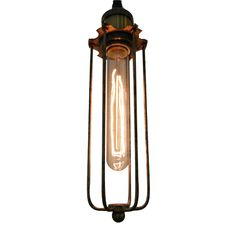 Hot Vintage Edison Industrial Ceiling Pendant Lamp Hanging Lighting Loft American Country Restaurant Bedroom Lamp European Retro