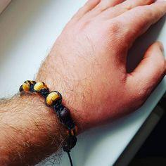 Sunday #wood working! Making #first #shambala #bracelet Materials-moon  #ebony #blackrosewood