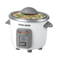 #9: Black  Decker RC3303 3-Cup (Cooked) Rice Cooker