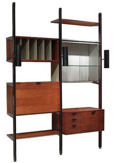 Møbler: Storage Wall