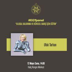 Herkesi bekliyoruz! Bugün 14:00 #EGTpanel Haliç Kongre Merk. Kaçırmayın! Kitap da imzalayacağım > #Tinsan #futurist