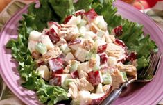 Low Calorie Lunch - Chicken Salad