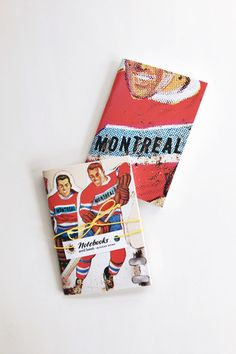Montreal Notebook Set of 2 - Avril Loreti