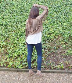 Como lleváis el martes? atentas al blog porque en breve subiré nuevo post con un poquito más de información  sobre este look. Chaqueta y sandalias de @la_bella_coqueta_gijon . Feliz día!!! #instagramers #instafashion  #instablog #blogger #blogging #look #lookoftheday #style #streetstyle #shopping #alamodamia #cool  #instacool #kissmylook