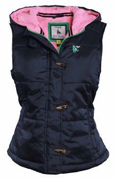 TOGGI FLORENCE VEST . Horseland Horse Riding Clothes, Canada Goose Jackets, Florence, Vests, Winter Jackets, My Style, Closet, Fashion, Shoes
