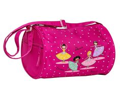Horizon Dance Bravo Pink Dance Bag for Girls *** Check this awesome product by going to the link at the image. (This is an Amazon Affiliate link and I receive a commission for the sales)