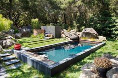 Power up your backyard pool. The Fastlane Pro delivers Endless Pools' signature current for swimming, relaxing & working out in your new/existing pool. Backyard Pool Designs, Small Backyard Pools, Swimming Pools Backyard, Swimming Pool Designs, Garden Pool, Lap Pools, Backyard Ideas, Indoor Pools, Pool Landscaping