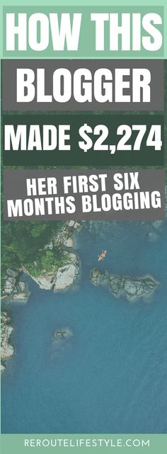 In six months, this lifestyle blogger turned a brand new blog into a profitable side hustle. She loves talking about how to make money blogging through detailed income reports, so you have to check this out. If you're curious about how to start a lifestyle blog, or how to start a blog in general, you'll find this article so helpful! And then it started: her new career in the making. blogging income report, bloggers who make money, #makemoneyblogging #blogging