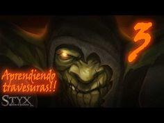 Styx Master of Shadows robando y matando en Español HD Part 3