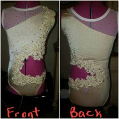 Available and Ready to Ship Red Leotard Swarovski Rhinestones Lyrical Contemporary Dance Talent Pageant Costume by AGirlsPlace5678 on Etsy