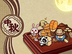 cartoon panda Cartoon Panda, Shapes, Cute, Animals, Design, Pandas, Animales, Animaux, Kawaii