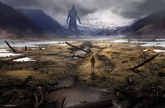 Fantasy Artworlds - Personal Illustrations on Digital Art Served