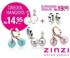 Zinzi silver jewels