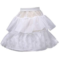 NEW Whole Body Slip 2-Layer Pageant Slips Toddler adjustable Short Length