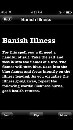 Banish Illness