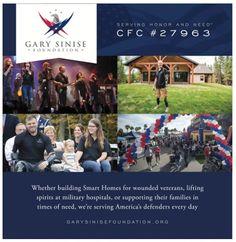 Gary Sinise Foundation - CFC