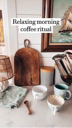 Coffee Is Life, Coffee Time, Morning Coffee, Brighton Houses, Studio Mcgee, Interior Decorating, Interior Design, Good Morning Good Night, Cozy Fashion