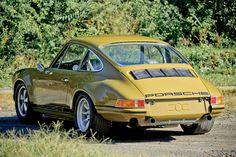 excellence Porsche magazine - olive tart 911st
