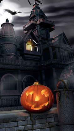 victorian halloween - Tap to see more cute Haloween iPhone image wallpapers! - @mobile9
