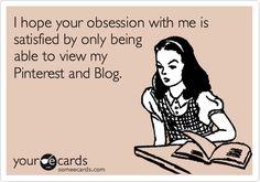 Minus the blog...lol
