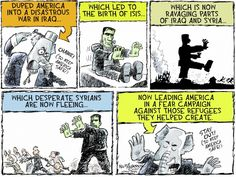 The Best Truthdig Cartoons of 2015 - Truthdig