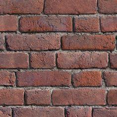 mur imitation briques by koziel.fr