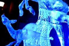 VII Międzynarodowy Festiwal Rzeźby Lodowej