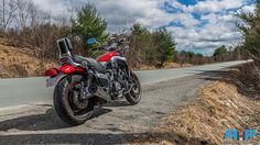 Vmax - On The Road  - All of my photos/designs look MUCH better when viewed Large on my flickr site at - http://www.flickr.com/photos/sizzler68/ - © Rodney Hickey Photography 2015