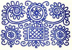 Hungarian Embroidery, Folk Embroidery, Embroidery Stitches, Embroidery Patterns, Monogram Shirts, Folk Art, Cross Stitch, Textiles, Traditional