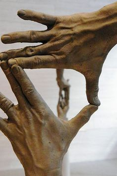 Fifteen Pairs of Hands by Bruce Nauman, 1996
