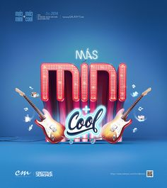 MÁS MINI, MÁS COOL on Behance